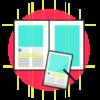 Servicios Diseño Gráfico - Diseño Editorial para revistas, e-book, e-pub, anuarios y catálogos